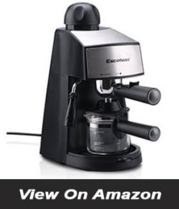 Excelvan CM6811 Steam Espresso and Cappuccino Coffee maker