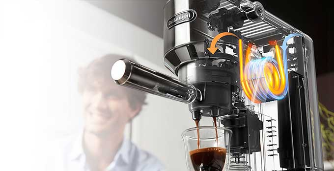 How To Use Delonghi Espresso Machine Step By Step Guide