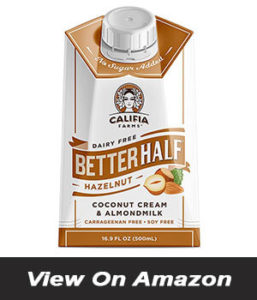Hazelnut Better Half Coffee Creamer
